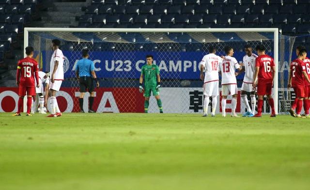 U23 Việt Nam bất phân thắng bại với U23 UAE - 13