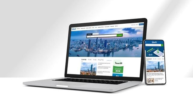 Batdongsan.com.vn công bố giao diện trang chủ mới - 1