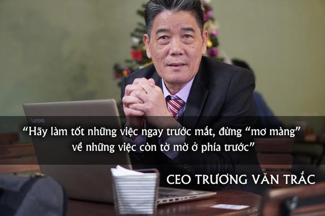 CEO Trương Văn Trắc và hành trình đưa CV tiếng Việt đến thành công của timviec365.vn - 1