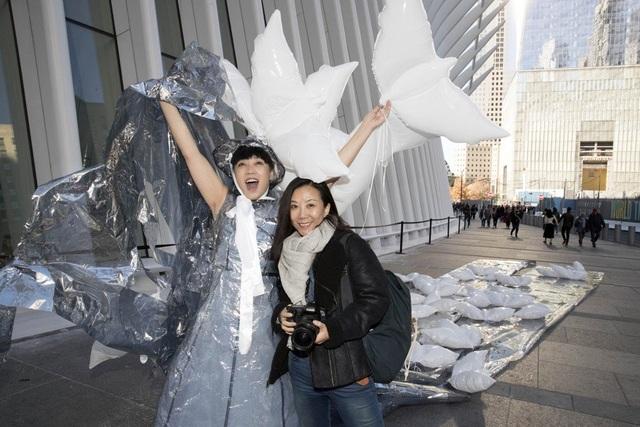 Thời trang có một không hai mang thông điệp bảo vệ trái đất - 4