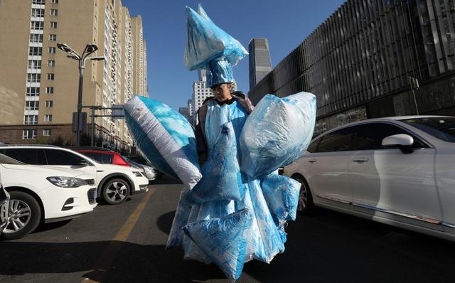Thời trang có một không hai mang thông điệp bảo vệ trái đất - 7