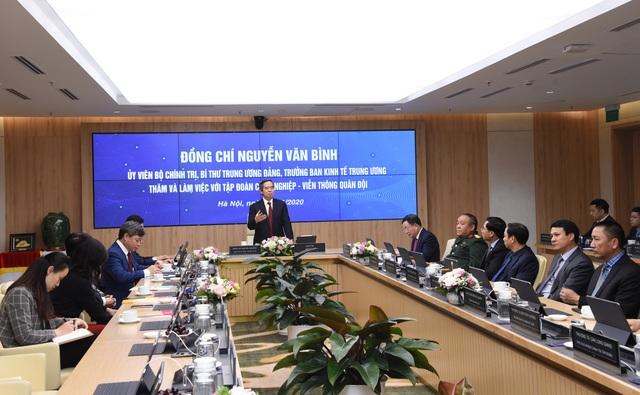 Ông Nguyễn Văn Bình: Thời Cách mạng công nghiệp 4.0 cần hạn chế cấm đoán để phát triển - 1