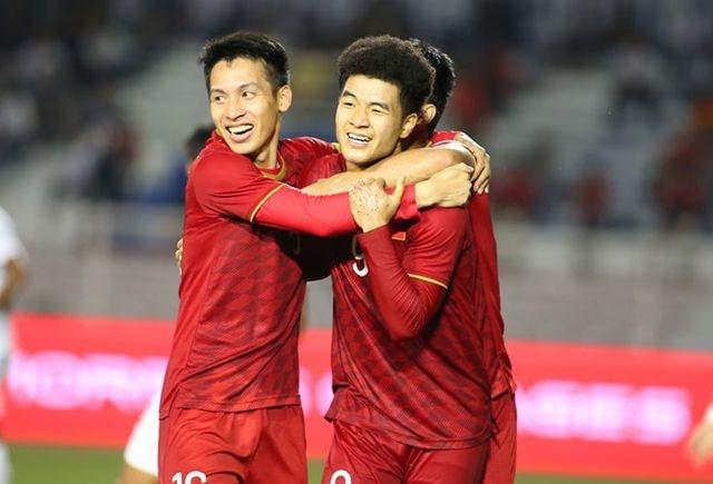 Đấu U23 UAE, HLV Park Hang Seo sử dụng cặp Tiến Linh - Đức Chinh? - 1