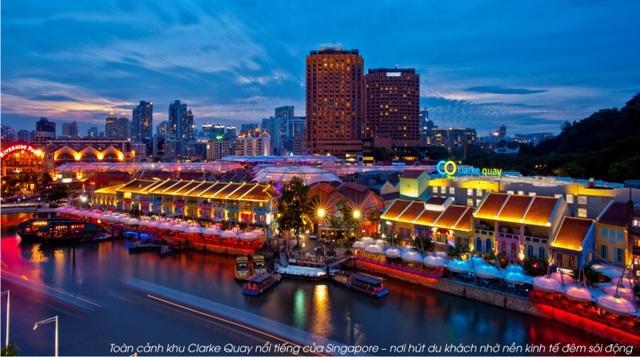 """Grand World Phú Quốc: Thành phố mua sắm """"không ngủ"""" đầu tiên tại Đảo Ngọc - 1"""