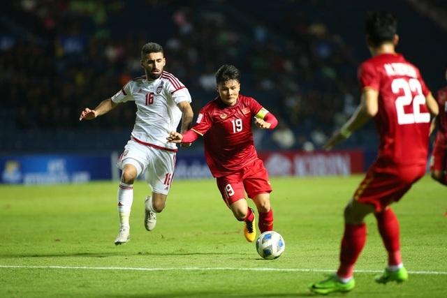 U23 Việt Nam phá dớp toàn thua trận mở màn giải U23 châu Á - 1
