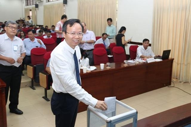Phó Bí thư Thành ủy TPHCM được bầu vào Hội đồng trường ĐH Bách khoa TPHCM - 2