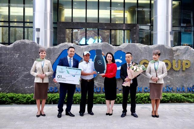 Golfer ghi HIO tại giải Bamboo Airways 18 Tournament nhận giải thưởng gần 10 tỷ đồng - 1