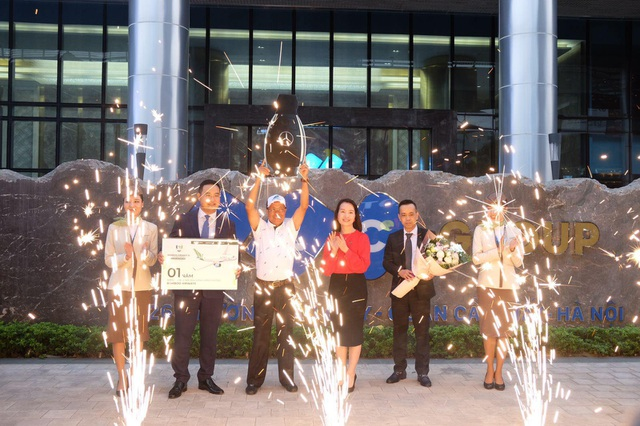 Golfer ghi HIO tại giải Bamboo Airways 18 Tournament nhận giải thưởng gần 10 tỷ đồng - 3