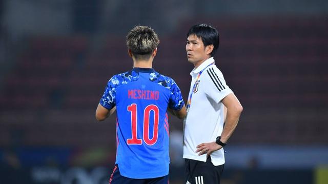 HLV U23 Nhật Bản thất vọng sau khi bị loại khỏi giải U23 châu Á - 2