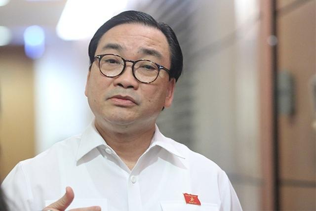 Bộ Chính trị thi hành kỷ luật cảnh cáo ông Hoàng Trung Hải - 1