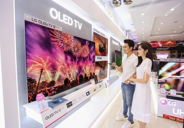 Tiêu chí quan trọng nhất phải biết khi mua TV 4K - 3