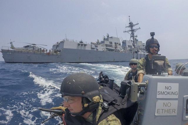 Mỹ đưa lực lượng đặc nhiệm tới Thái Bình Dương đối phó Trung Quốc - 1