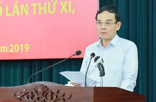 Phó Bí thư Thành ủy TPHCM được bầu vào Hội đồng trường ĐH Bách khoa TPHCM - 1