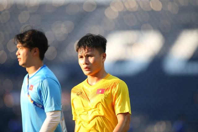 U23 Việt Nam bất phân thắng bại với U23 UAE - 28