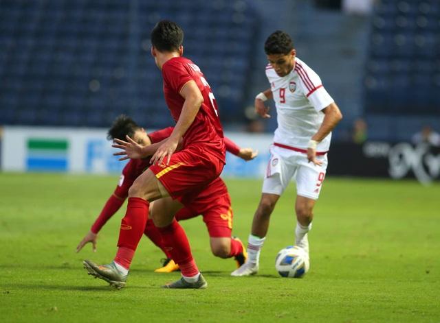 U23 Việt Nam bất phân thắng bại với U23 UAE - 15