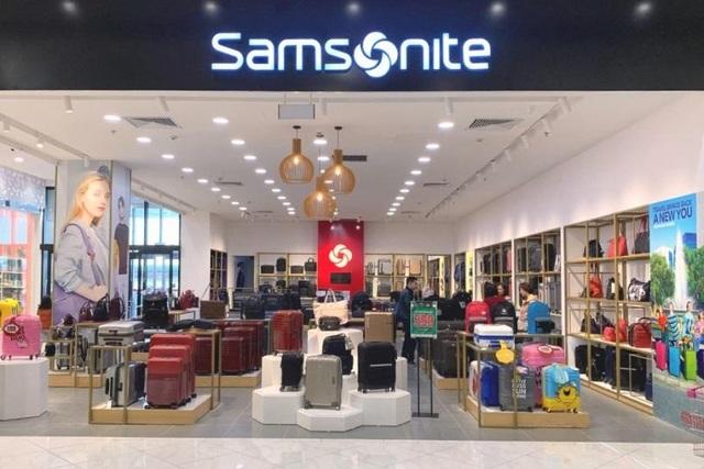 Samsonite Việt Nam với hai thập niên gắn bó cùng người tiêu dùng Việt - 1