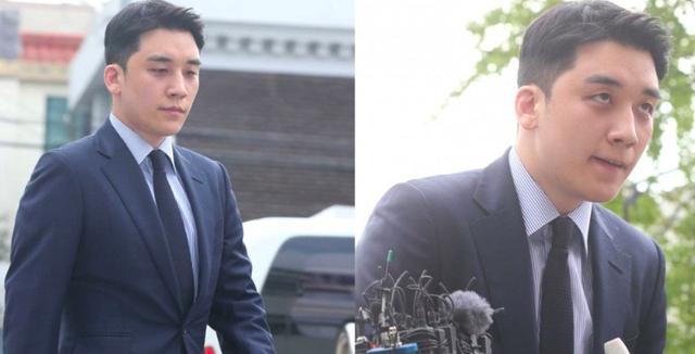 Công tố viên đề nghị bắt giam nam ca sĩ Seungri - 1