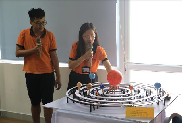 Bất ngờ trước những ý tưởng sáng tạo áp dụng công nghệ thông tin của giáo viên - 3