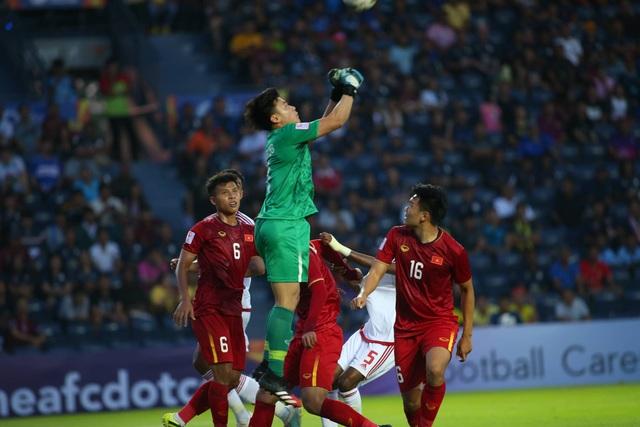 U23 Việt Nam bất phân thắng bại với U23 UAE - 10