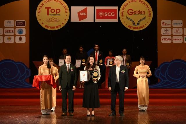 VNG nhận giải thưởng Top 20 Nhãn hiệu hàng đầu Việt Nam - 1