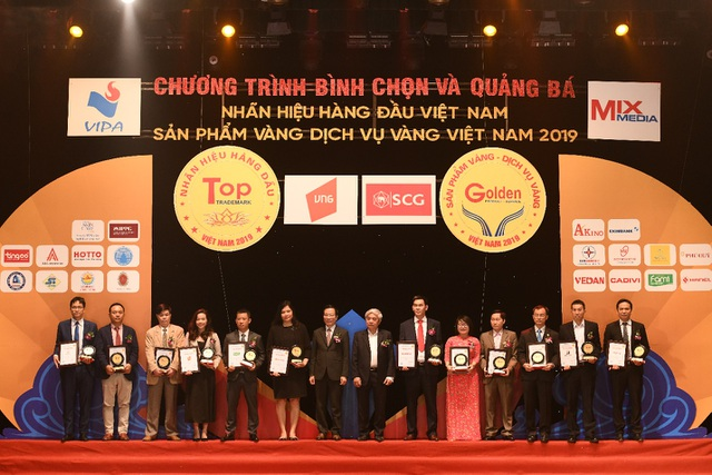 VNG nhận giải thưởng Top 20 Nhãn hiệu hàng đầu Việt Nam - 2