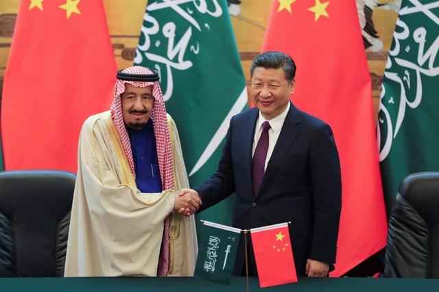"""Trung Quốc có thể """"ngư ông đắc lợi"""" trong cuộc khủng hoảng Mỹ - Iran - 2"""