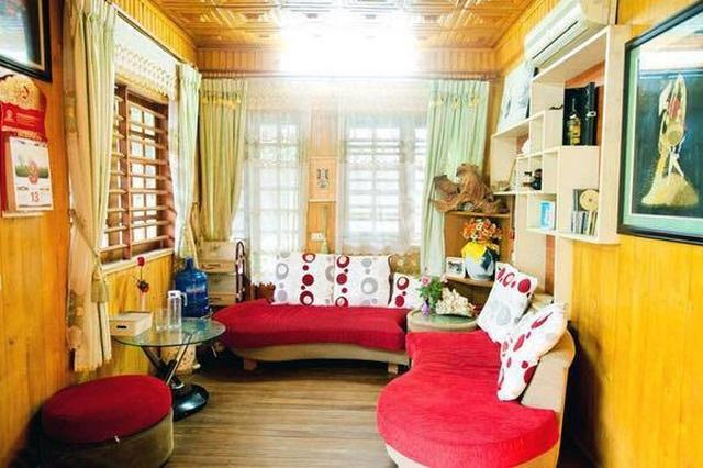 Cặp vợ chồng ở Hà Giang tự xây ngôi nhà hoa hồng đẹp như mơ giữa phố núi - 14