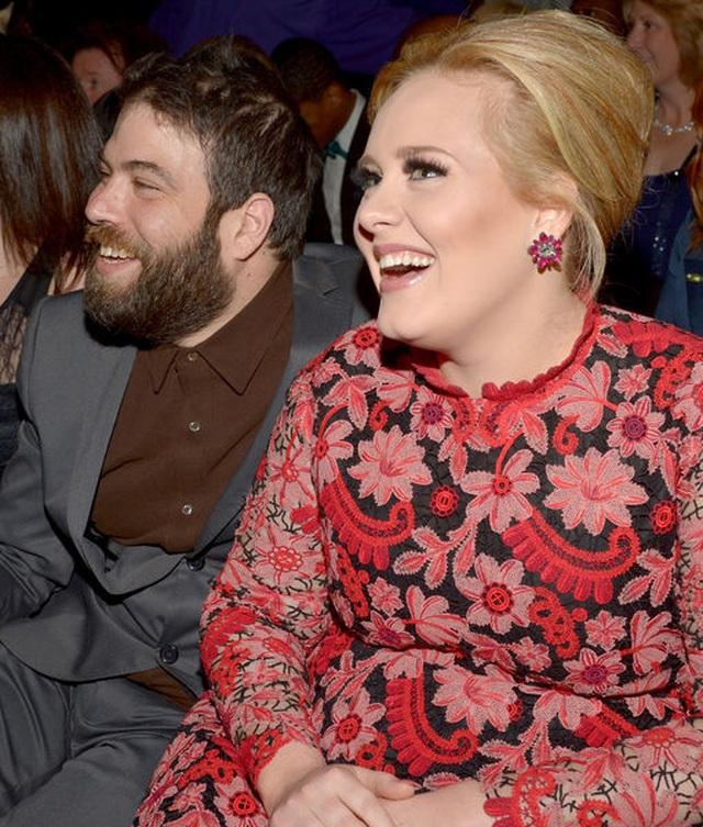 Adele đã giảm hàng chục kg - 6