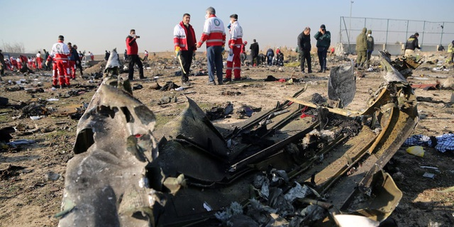 Điều gây khó hiểu trong vụ Iran bắn nhầm máy bay làm 176 người chết - 1