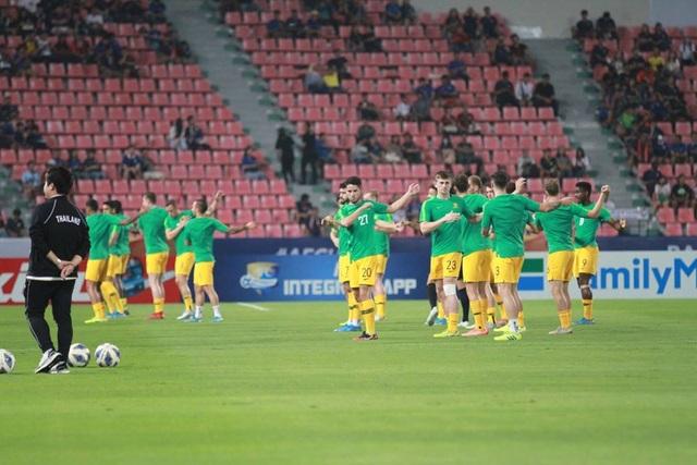 U23 Australia 2-1 U23 Thái Lan: Thất bại đau đớn của chủ nhà - 12