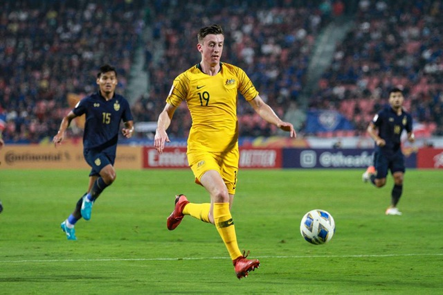 U23 Australia 2-1 U23 Thái Lan: Thất bại đau đớn của chủ nhà - 5