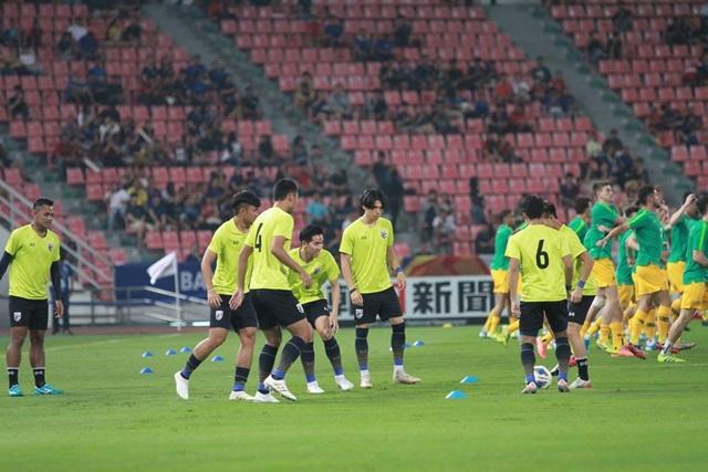 U23 Australia 2-1 U23 Thái Lan: Thất bại đau đớn của chủ nhà - 11