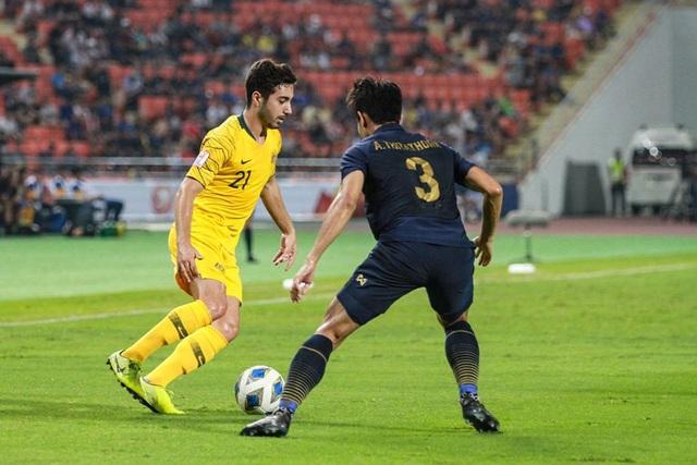 U23 Australia 2-1 U23 Thái Lan: Thất bại đau đớn của chủ nhà - 7