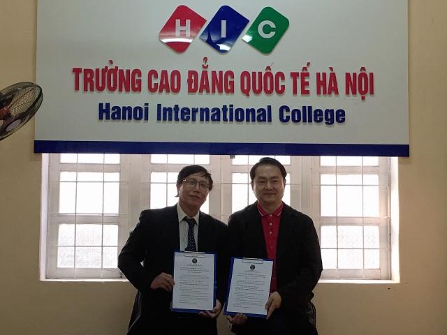 Ký kết với trường ĐH của Hàn Quốc để đào tạo và việc làm cho sinh viên - 1