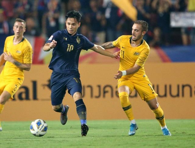 U23 Australia 2-1 U23 Thái Lan: Thất bại đau đớn của chủ nhà - 4