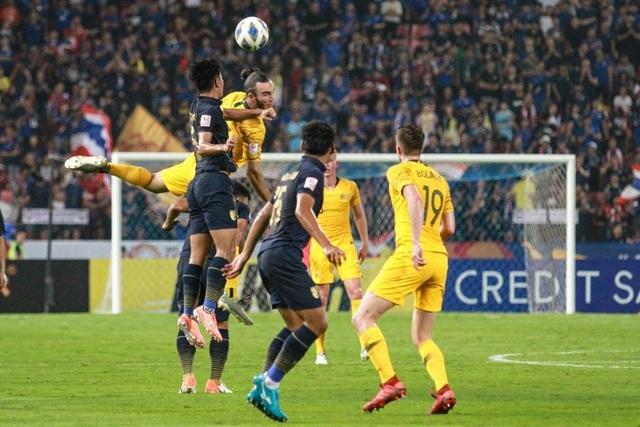 U23 Thái Lan thua ngược U23 Australia: Điểm yếu về thể lực - 3