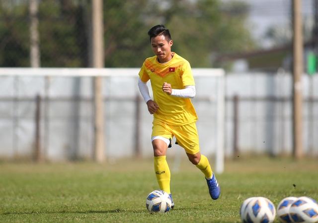 """Triệu Việt Hưng: """"1 điểm trước U23 UAE là thành công với U23 Việt Nam"""" - 1"""