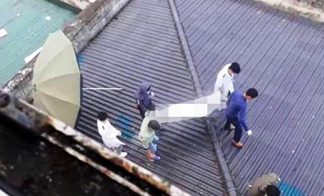 Phát hiện thi thể bệnh nhân trên mái nhà bệnh viện - 1
