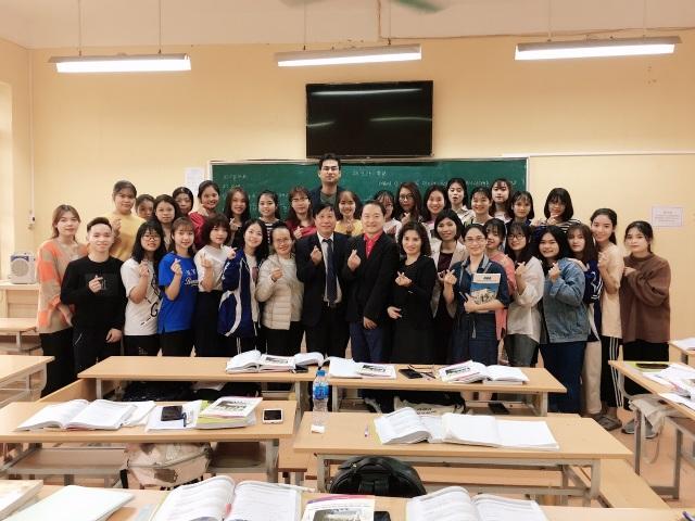 Ký kết với trường ĐH của Hàn Quốc để đào tạo và việc làm cho sinh viên - 2