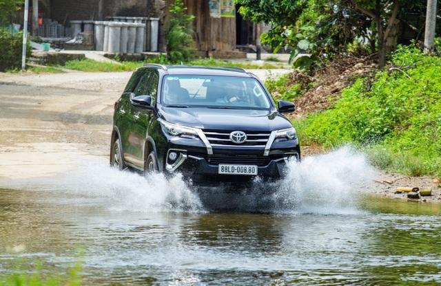 """Toyota Việt Nam khuyến mãi """"khủng"""" cho 3 dòng xe CKD - 2"""