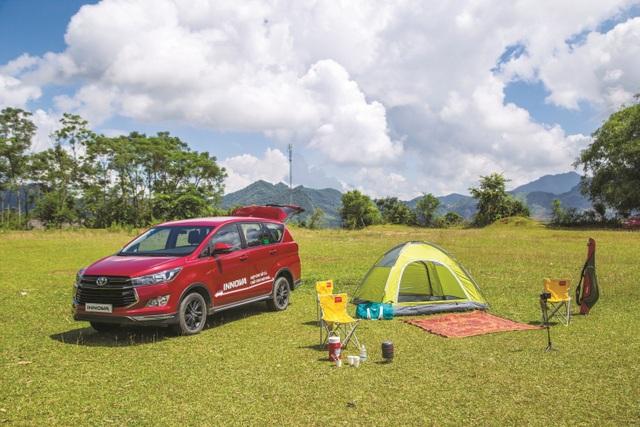 """Toyota Việt Nam khuyến mãi """"khủng"""" cho 3 dòng xe CKD - 4"""