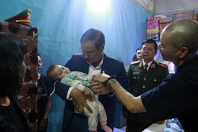Con trai Thượng tá công an hy sinh ở Đồng Tâm: Con mãi tự hào về cha! - 1