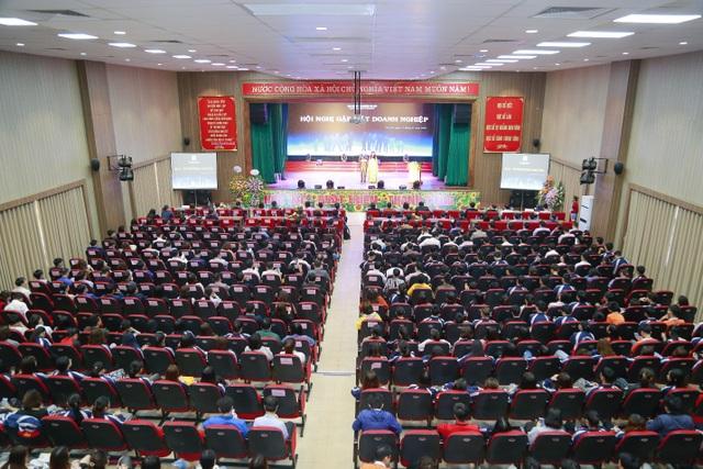 Trường ĐH Công nghiệp Hà Nội hợp tác với hơn 2.000 tổ chức, doanh nghiệp - 1