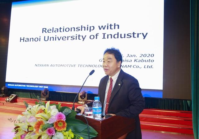 Trường ĐH Công nghiệp Hà Nội hợp tác với hơn 2.000 tổ chức, doanh nghiệp - 4