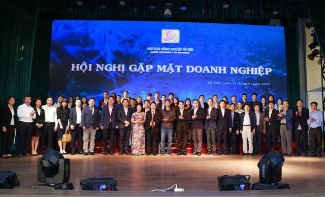 Trường ĐH Công nghiệp Hà Nội hợp tác với hơn 2.000 tổ chức, doanh nghiệp - 6