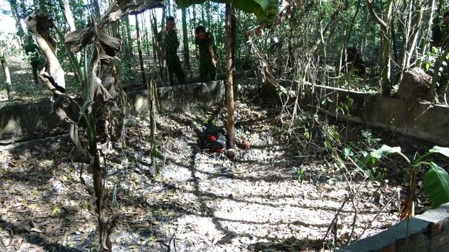 Vụ phát hiện 9 hài cốt ở Tây Ninh: Chưa có dấu hiệu án mạng giết người - 1