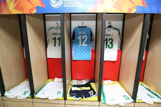 U23 Bahrain 2-2 U23 Iraq: Kịch tính chia điểm ở phút bù giờ - 9