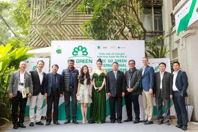 Lễ trao giải và triển lãm Kiến trúc xanh SPEC Go Green International Awards 2019 - 2