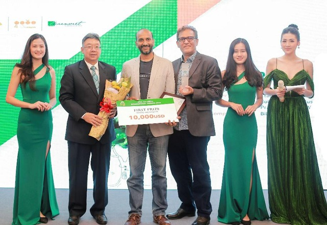 Lễ trao giải và triển lãm Kiến trúc xanh SPEC Go Green International Awards 2019 - 3