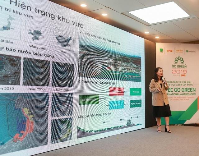 Lễ trao giải và triển lãm Kiến trúc xanh SPEC Go Green International Awards 2019 - 4